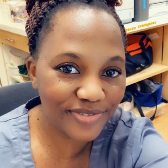 Grace Nassanga, RN/BsN
